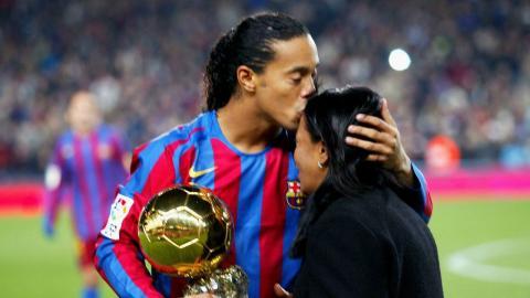 Ronaldinhos Mutter stirbt an Corona: Warum der Fußballer nicht zu ihrer Beerdigung geht