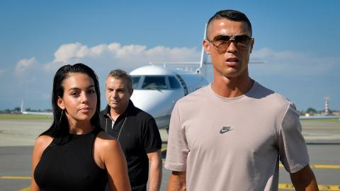 Tierische Reha: Ronaldos Kater schwer verunglückt