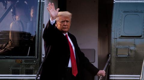 Beziehungsexpertin sicher: Melania und Donald Trump schon lange getrennt