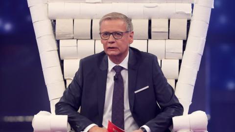 Günther Jauch hat Covid-19: Sendung abgesagt!