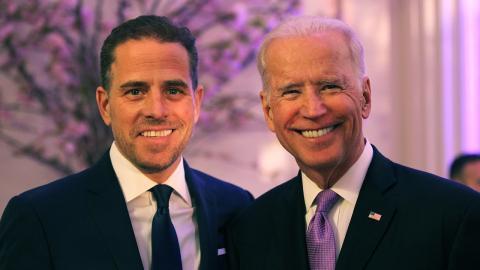 Joe Biden: Sohn Hunter sorgt mit Sex-Skandal für Aufsehen