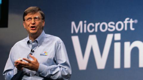 Wegen Affäre: Bill Gates bei Microsoft rausgeschmissen