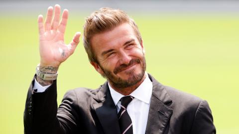 Verdächtiges Foto: Wird David Beckham bald Opa?