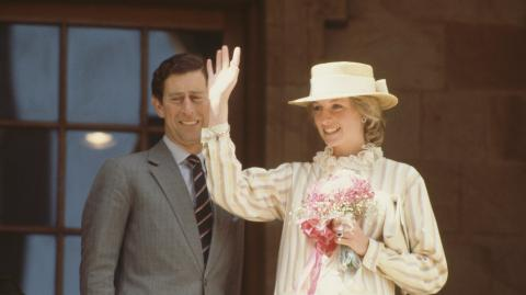 Charles & Diana: Auf diese Art wollte sich der Prinz seine Überlegenheit sichern