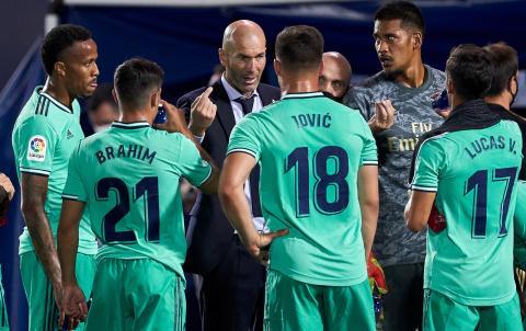 Dieser Trainer könnte Zidanes Nachfolger bei Real Madrid werden