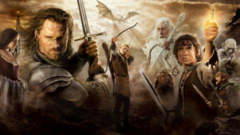 """Die """"Herr der Ringe""""-Saga geht weiter: Warner Bros. kündigt neuen Animationsfilm an"""