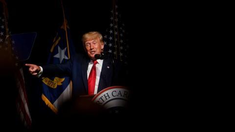 Neues Buch enthüllt: Ex-Präsident Trump wollte Einreisende nach Guantánamo schicken