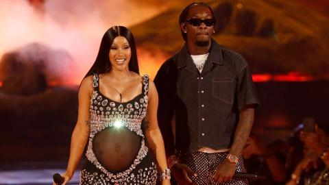 """""""Baby Nummer zwei"""": Cardi B ist wieder schwanger"""