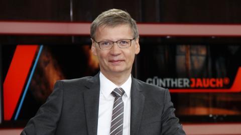 Verwirrender Tweet vom Gesundheitsministerium: Wurde Günther Jauch schon geimpft?