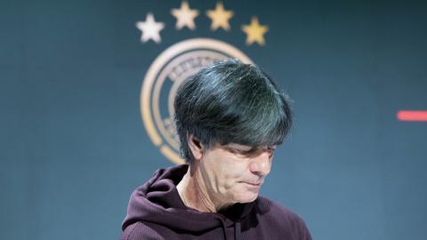 """""""Bin enttäuscht"""": Jogi Löws letzte Worte als Bundestrainer"""