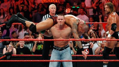 WWE: John Cena feiert Comeback