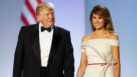 Donald Trump: Das sind seine Ex-Frauen