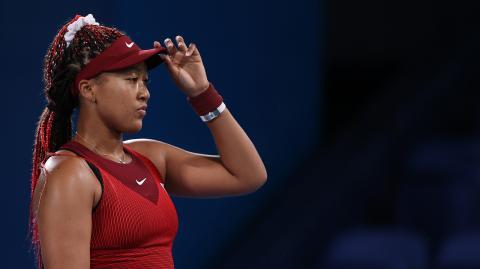 Zu Tränen gerührt: So möchte der Tennisstar Naomi Osaka die Opfer des Erdbebens in Haiti unterstützen