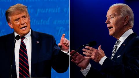 """Joe Biden soll zurücktreten"": Donald Trump kritisiert Afghanistan-Strategie"