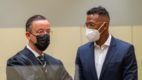 Jérôme Boateng: Prozess wegen Körperverletzung gestartet