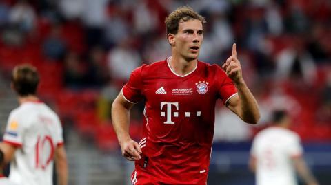 FC Bayern: Deswegen verlängert Leon Goretzka seinen Vertrag bis 2026