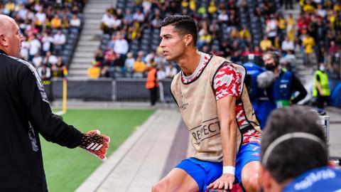 Nach Ronaldos Volltreffer: Platzwärtin erzählt ihre Version der Geschichte