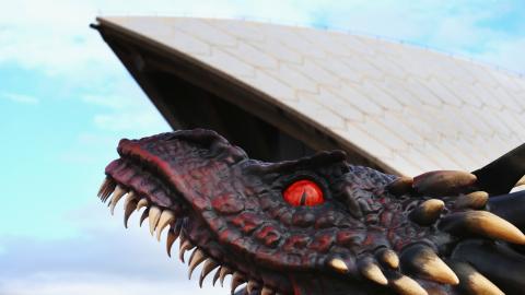 House of the Dragon: Das sind die eigentlichen Stars des Game-of-Thrones-Spin-offs