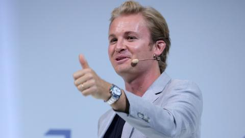 """Nico Rosberg: Lustige Panne bei """"Die Höhle der Löwen"""""""