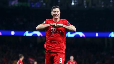 Lewandowski gewinnt Goldenen Schuh: Klopp stichelt gegen Torschützen-König