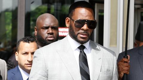 R.-Kelly-Prozess: Der Sänger wird schuldig gesprochen