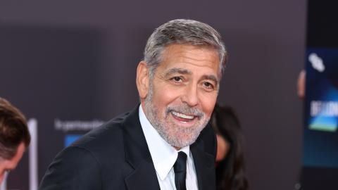 """George Clooney über Donald Trump: """"Ein Typ, der Mädchen jagte"""""""