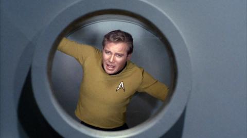 Mit 90 endlich ins All: Der ehemalige Captain Kirk fliegt auf einem Raumschiff von Jeff Bezos mit