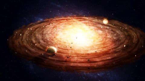 Nach Oumuamua tritt erneut ein geheimnisvolles Objekt in unser Sonnensystem ein