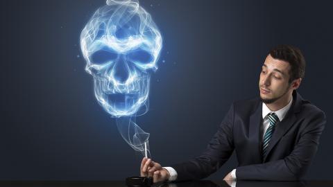 Rauchen: Warum eine bestimmte Zigarette besonders schlimm für die Gesundheit ist