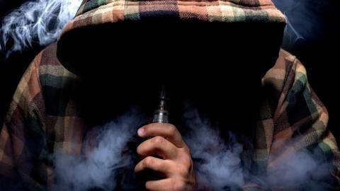 Studie zeigt, wie die Lunge nach dem Vaping wirklich aussieht