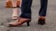 Mut zu einer anderen Männlichkeit: Männer gehen jetzt mit hohen Schuhen