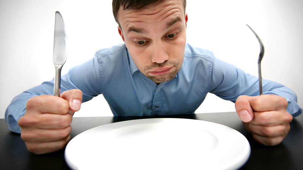 Wie lange kann ein mensch ohne essen überleben
