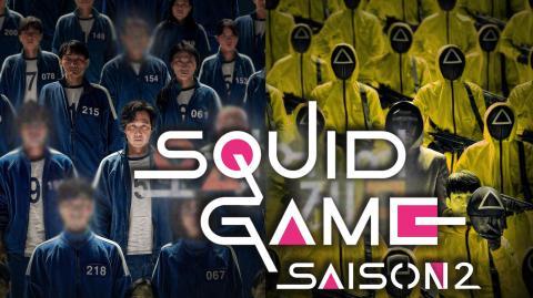 """2. Staffel von """"Squid Game"""": Erscheinungsdatum auf Netflix und Schauspieler:innen"""