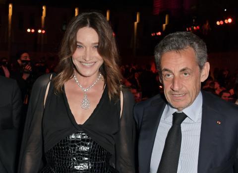 Nicolas Sarkozy verurteilt: Emotionale Botschaft von Carla Bruni