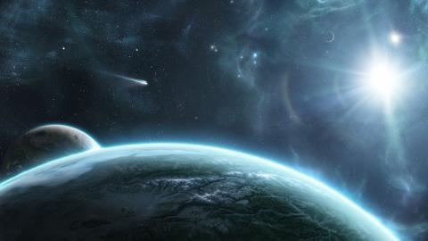 Astronomen entdecken einen der Erde ähnelnden Exoplaneten in deren unmittelbarer Nähe